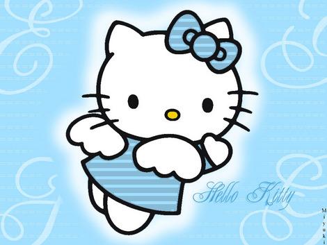 Hello Kitty ángel