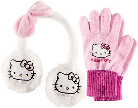 accesorios hello kitty h m invierno