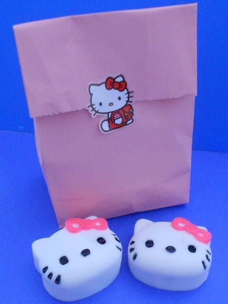 bolsitas regalo hello kitty