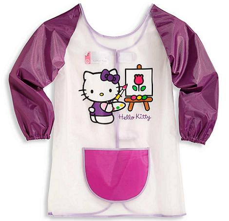 delantal hello kitty pinta