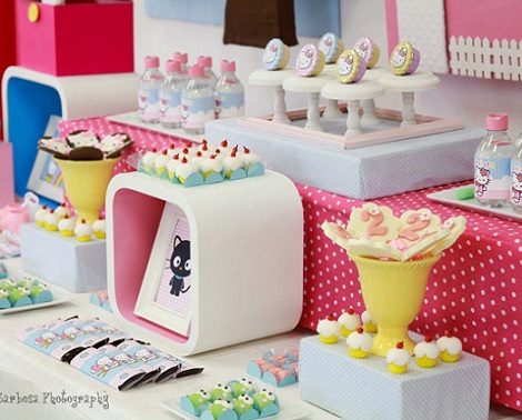 hello kitty cumpleanos detalle