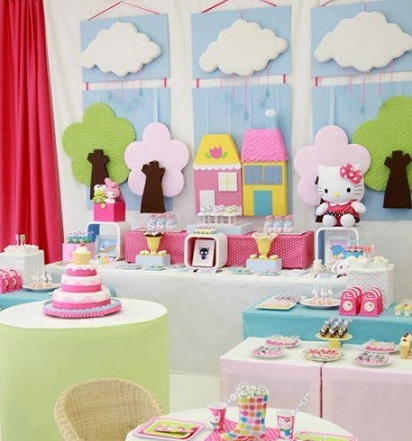 hello kitty cumpleanos