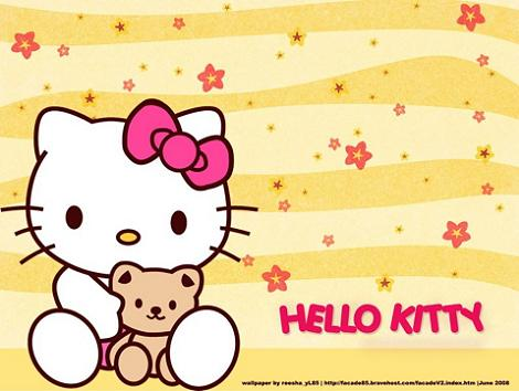 Hello Kitty osito