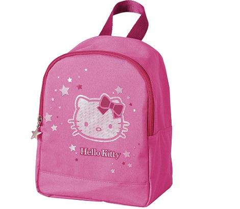 mochila hello kitty kiabi rosa niña  - Mochila Hello Kitty Kiabi