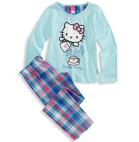Pijamas de Hello Kitty para niña