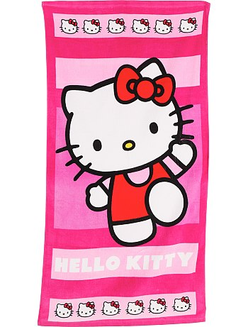 Nuevas toallas de Hello Kitty