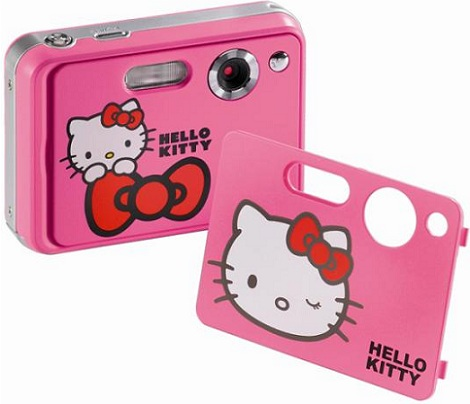 camara hello kitty carrefour