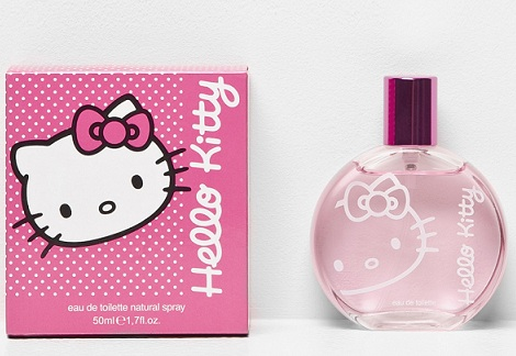 colonia hello kitty zara