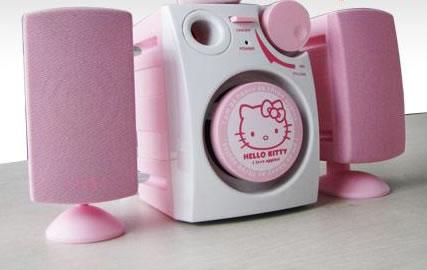 fotos hello kitty curiosas mini cadena