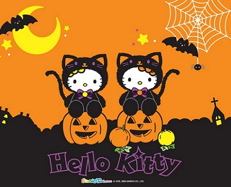 hello kitty halloween  - Hello Kitty Halloween