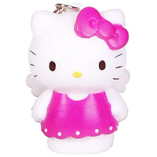 LLavero Hello Kitty de ángel