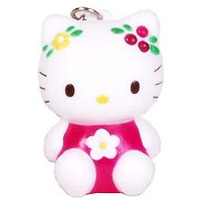 LLavero Kitty flores