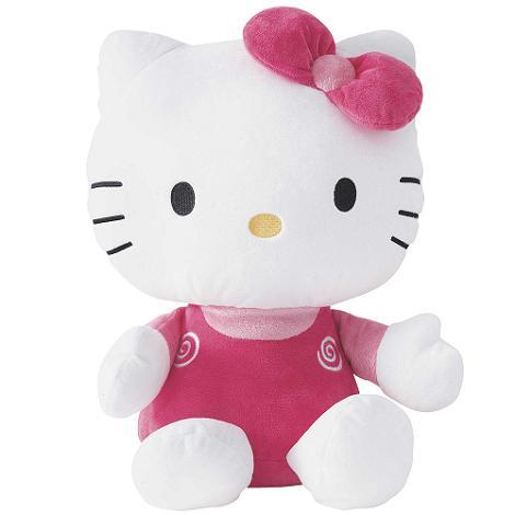 Peluches Hello Kitty de Kiabi
