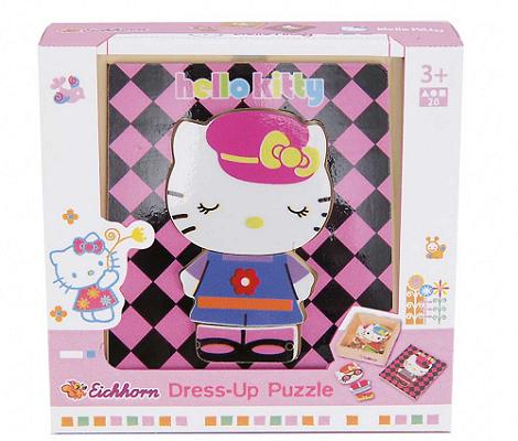 Puzzles Hello Kitty