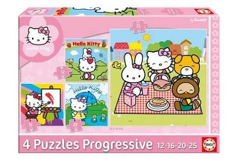 puzzle para niñas