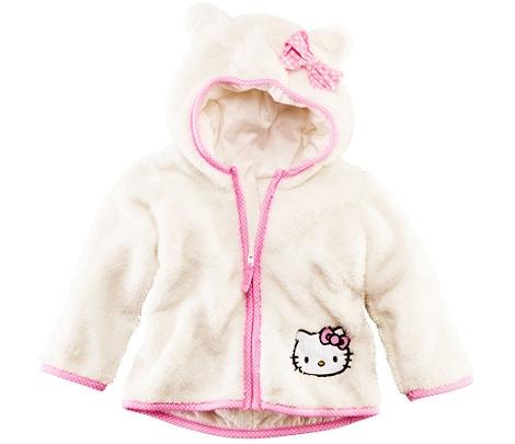ropa bebé hello kitty hm polar