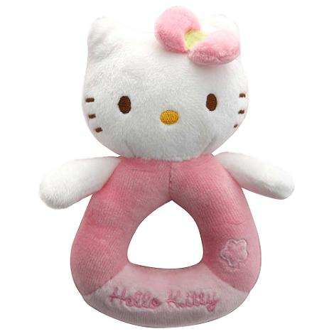 Sonajero Hello Kitty