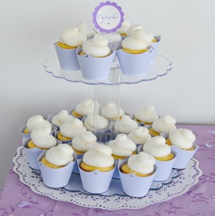baby shower hello kitty cupcakes