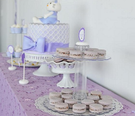 baby shower hello kitty mesa