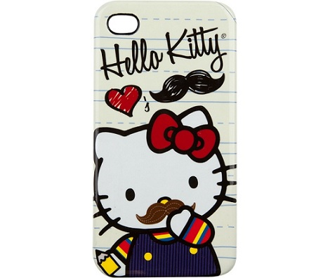 carcasas hello kitty originales moustache