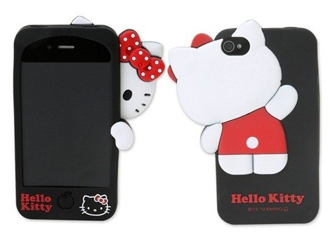 carcasas hello kitty originales