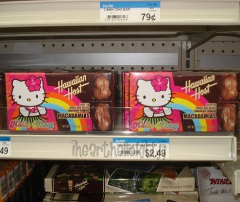 chucherias hello kitty chocolate