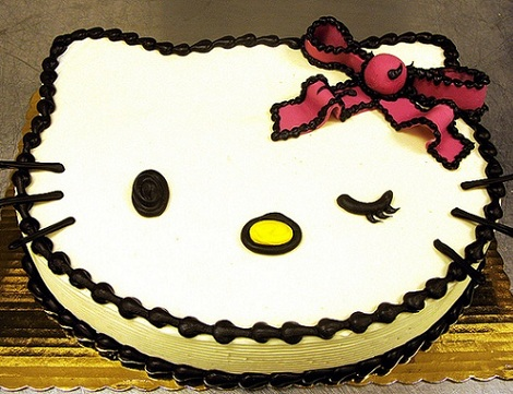 ideas tarta hello kitty