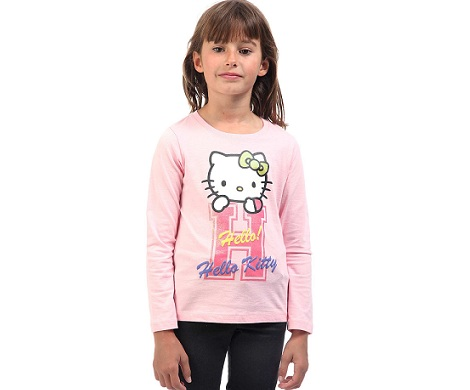 ropa hello kitty kiabi camiseta