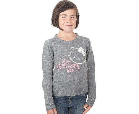 ropa hello kitty kiabi jersey