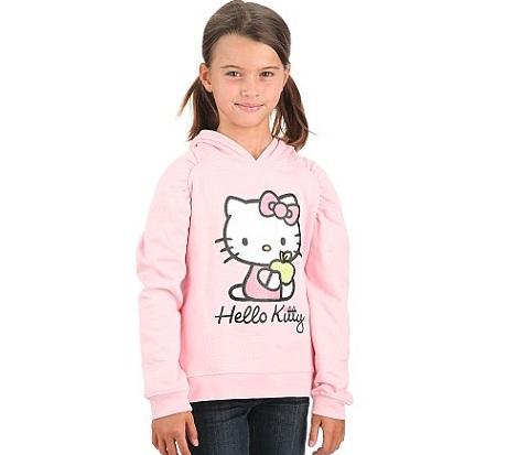ropa hello kitty kiabi sudadera  - Ropa de invierno de Hello Kitty de Kiabi