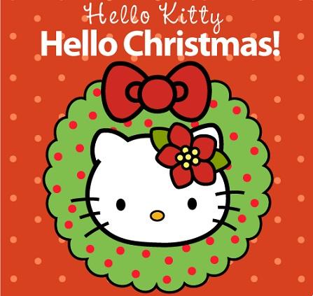 hello kitty navidad