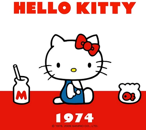 historia hello kitty