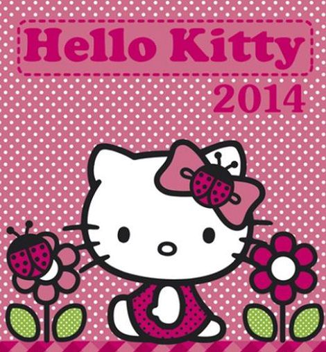 fotos hello kitty 2014 flores